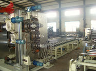 450 Mm X 1350 Mm Six Roll PVC Calender Machinery For Pvc Calendering Process