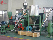 PVC 220mm plastic pelletizing equipment / machinery 9Cr18MoV With 950HV - 1020HV Hardness