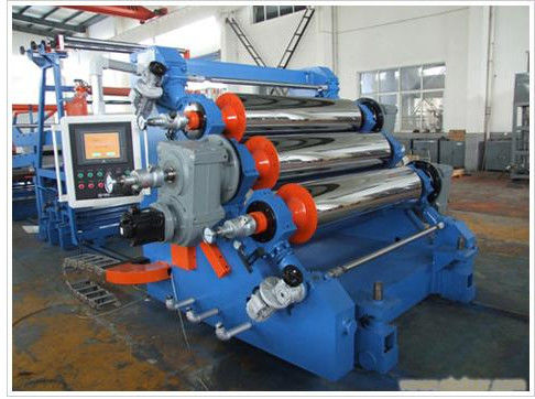New Condition PVC Calendering Machine Plastic PVC Sheet Extrusion Machine