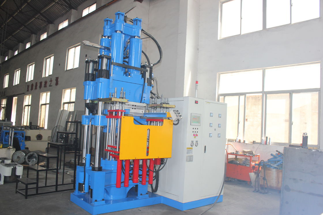300 tons vertical injection machine, injection volume 3000CC, table 700*700mm, screw diameter 45