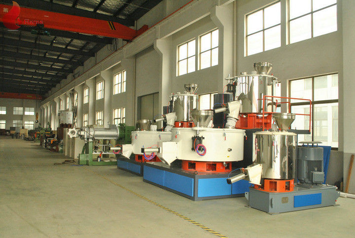 Stainless steel Vertical High Speed Mixer With Digital Display