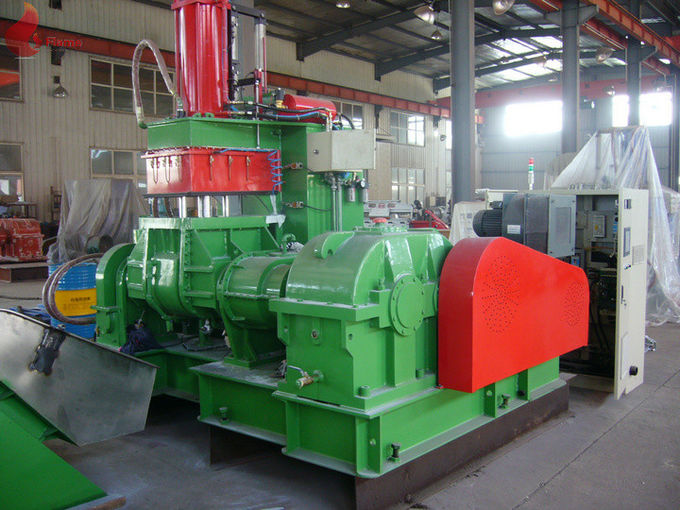 Hard tooth surface gear box frequency control Rubber Internal Mixer Wear resisting rotor NL-110L