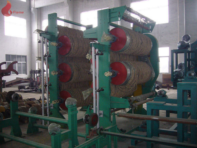 Alloy Chilled Cast Iron 4 Rollers Rubber Calender Machine 3-30m / min 0.3 – 6 mm